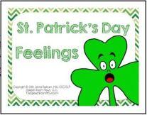 st. patrick's day feelings