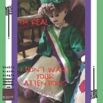 I'm Real/I DOn't Want Your Attentions Sleeve