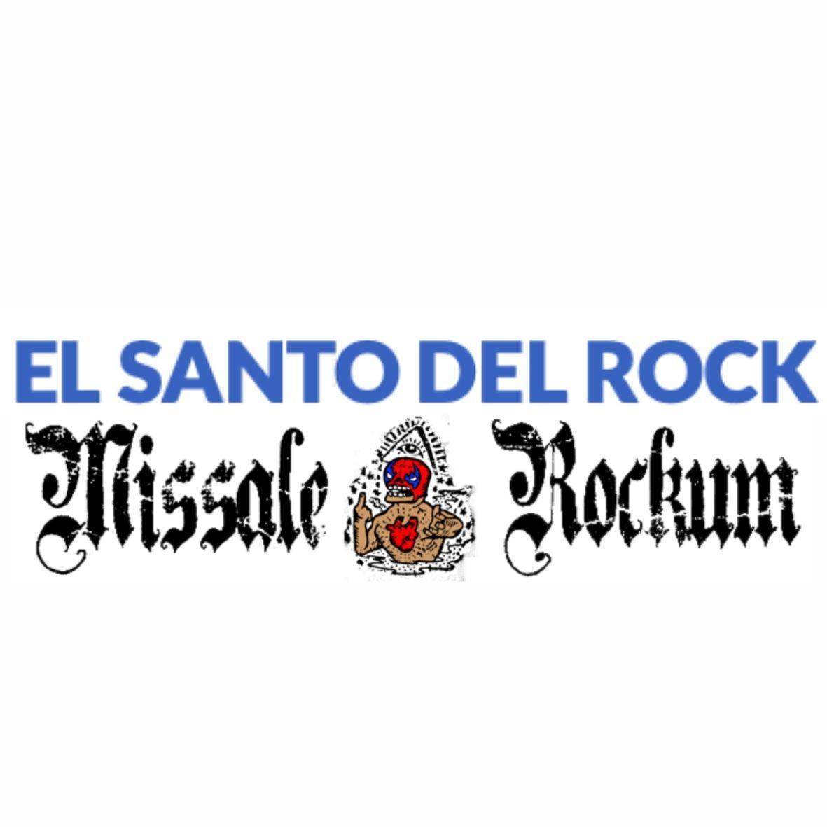 El Santo Del Rock