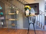 Jewelry display at The Beauty Room. Photo courtesy of Cleo Anderson