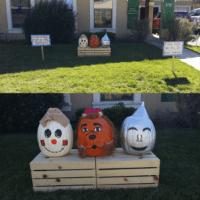 Wizard of Oz Halloween DIY Yard Decorations