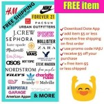 Dote Shopping App – FREE $5 Credit = FREE Product + FREE Shipping