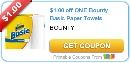 45+ New Printable Coupons – Bounty, Charmin, Suave, Poise, Covergirl, Huggies & More!