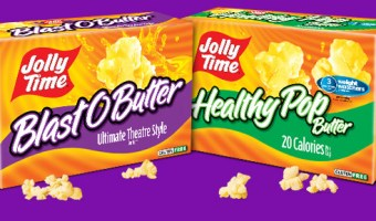 High Value $1/1 Jolly Time PopCorn Coupon