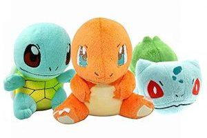 3 Piece Pokemon Stuffed Animals $10 Shipped