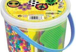 Perler Beads 6,000 Count Bucket $8.99 (Regular $10.69)