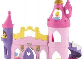 Little People Disney Princess Musical Dancing Palace $18.39 (Regular $29.99)