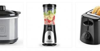 Kohl's – Small Kitchen Appliances FREE When You Buy 4