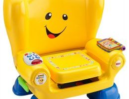 Fisher-Price Laugh & Learn Smart Stages Chair $23.19 (Regular $39.99)