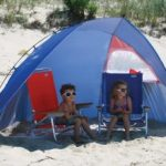 Rio Beach Portable Sun Shelter $15.25 (Regular $39.99)