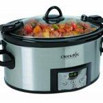 Crock-Pot 6-Quart Programmable Oval Slow Cooker $33.01 (Regular $59.99)