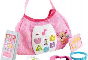 Fisher-Price Laugh & Learn Sis' Smart Stages Purse $11.99 (Regular $19.99)