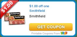Smithfield Bacon & Ham, Evolution Fresh Drink & More Coupons
