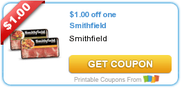 Smithfield Bacon & Ham, Evolution Fresh Drink & More Coupons