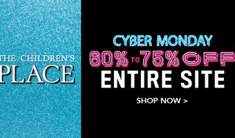 The Children's Place Cyber Monday Sale EXTENDED!!