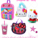 Hello Kitty Items from $1 (Regular $2 – $26)