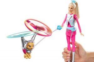 Barbie Star Light Galaxy Barbie Doll & Flying Cat $8.71 (Regular $24.99)