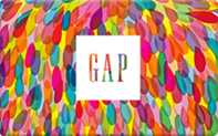 $10 Gap Gift Card for $3.50