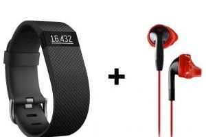 Target – Fitbit $49.99 + FREE Earbuds