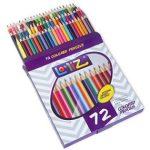 LolliZ® 72 Colored Pencils Set $7.99 & 96 Gel Pens $14.99