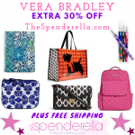 Vera Bradley – Scotties Dog Market Tote $3.92, Stationary Cards $1.96 & More!
