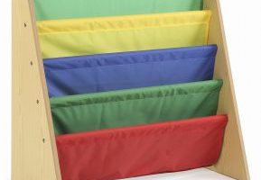 Tot Tutors Kids Book Rack Storage Bookshelf $20.00 (Regular $38.00)