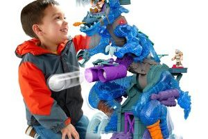 Fisher-Price Imaginext Ultra T-Rex – Ice $51.00 (Regular $99.99)