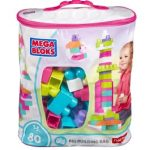 Mega Bloks First Builders 80 Piece Big Building Bag $10.00 (Regular $19.99)