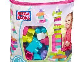 Mega Bloks First Builders 80 Piece Big Building Bag $10.00 (Regular $19.99)