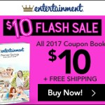 Entertainment Coupon Book $10 Shipped (Regular $35)