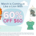 Schoola – $75 worth of clothes for $26 Shipped + Receive $20 Credit