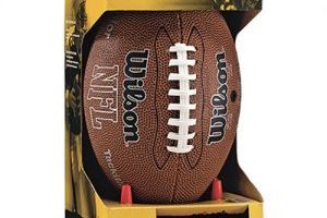 Wilson NFL MVP Junior Football $10.36 (Regular $24.99)