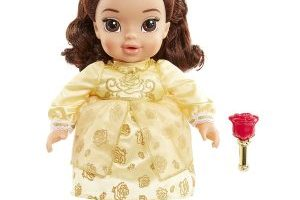 Disney Beauty and The Beast Live Action Baby Belle Doll $11.99 (Regular $19.99)