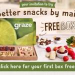 Graze – FREE Snack Box