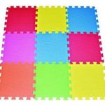 Multi-Color Foam Floor Mat $11.36 (Regular $39.98)