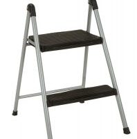 Lightweight Folding TWO Step Steel Step Stool $9.93 (Regular $29.99)