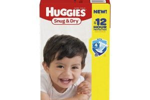 Amazon Prime Day – Huggies Diapers 192 Count Box $15.19 – $.08 a Diaper!