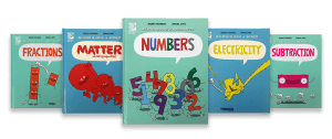 World Book Fundamentals of STEM 2 books for $1 Shipped!