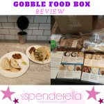 Gobble Food Meal Subscription Box Review