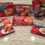 Tyson Chicken and Jimmy Dean Sausage Products