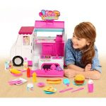 Barbie Food Truck $19.87 & Barbie Rainbow Cove Castle $39.87 + FREE Shipping