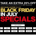 Macy's Black Friday in July – FREE Shipping on ALL Orders + FREE Clinque Gift Set $28 Value when you spend $5