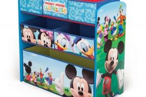 Mickey Mouse Clubhouse Multi Bin Organization System $19.99 (Regular $38.99)