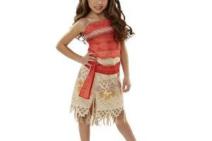 Disney Moana Girls Halloween Costume $14.96 (Regular $33.99)