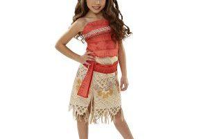 Disney Moana Girls Halloween Costume $14.96 (Regular $33.99)
