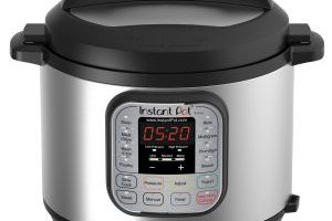 Instant Pot 6 Quart 7-in-1 Multi-Use Programmable Cooker $69.99 Shipped (Regular $99.99)