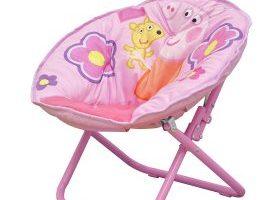 Peppa Pig Toddler Saucer Chair $19.99 (Regular $32.99)