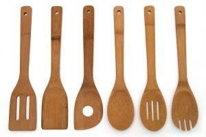 Set of 6 Bamboo Kitchen Tools $2.67 Shipped!