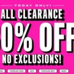 The Children's Place – 80% Off Clearance (Today ONLY) + FREE Shipping