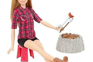 Barbie Sis Campfire Doll $8.42 (Regular $19.99)